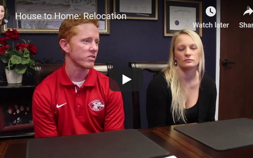 South Carolina Relocation: House to Home Chronicles