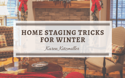 Winter Home Staging Tricks to Attract Buyers in the Slow Season