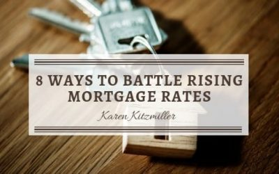 8 Ways to Battle Rising Mortgage Rates