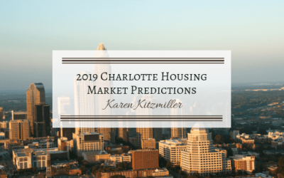 2019 Charlotte Housing Market Predictions